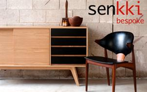 Senkki furniturebuild high quality contemporary furniture with great design. Custom made sideboards and retro entertainment units all hand made in Australia
